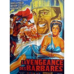 Vengeance des barbares (la) 120x160