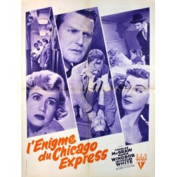 Enigme du chicago express () 60x80