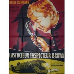 Astucieux inspecteur brown (l) fais ta valise sherlock holmes