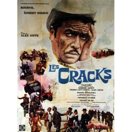 Cracks (les) 120x160 robert hirsch