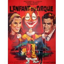Enfant du cirque (l) 60x80