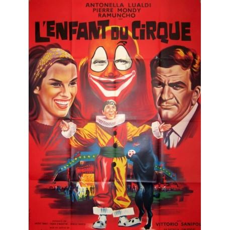 Enfant du cirque (l) 120x160