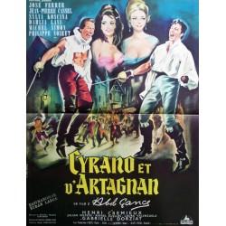 Cyrano et dartagnan 60x80