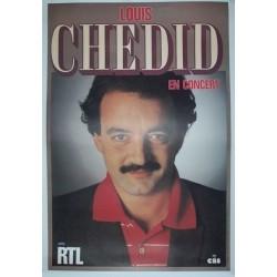 Louis Chedid.80x120