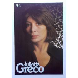 Juliette Gréco.40x60