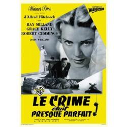Crime était presque parfait (le).60x80