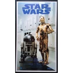 Guerre des étoiles (la).Star Wars.51x91
