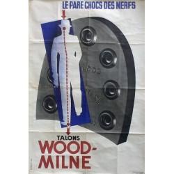 Par chocs des nerfs (le),talons Wood-Milne.100x150