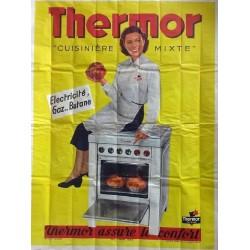 Thermor cuisinière mixte.118x160