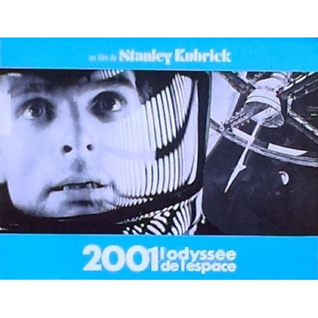 2001 l'odyssée de l'espace.31x24