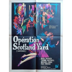 Opération scotland yard.60x80