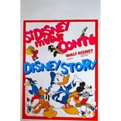 Si Disney m'était conté.35x55