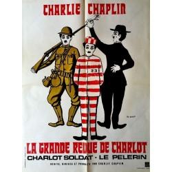 Revue de Charlot (La).60x80