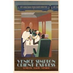 Orient express.61x98