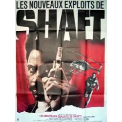 Nouveaux exploits de shaft (les) 120x160