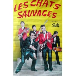 Chats sauvages (Les).78x120