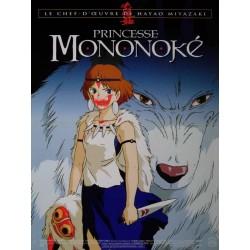 Princesse mononoké.40x60