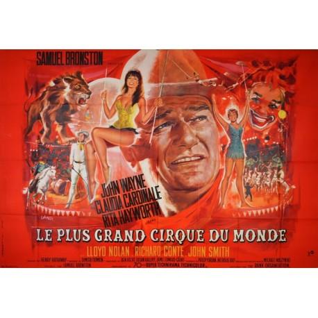 Plus grand cirque du monde (Le).240x160
