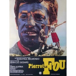 Pierrot le fou.40x60