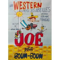 Joe petit boum-boum.120x160