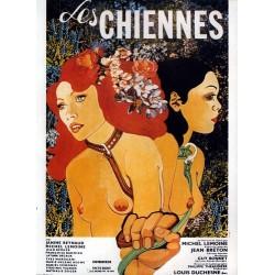 Chiennes (Les).120x160