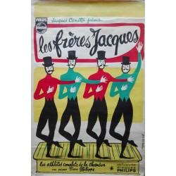 Frères Jacques.80x120