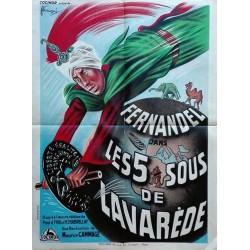 Cin sous de Lavarede (Les).60x80