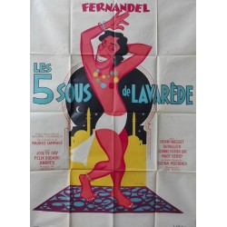 Cinq sous de Lavarde (Les).120x160