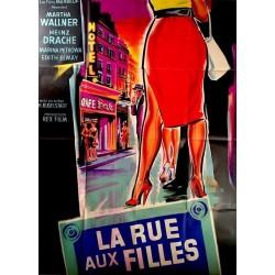Rue aux filles (La).120x160