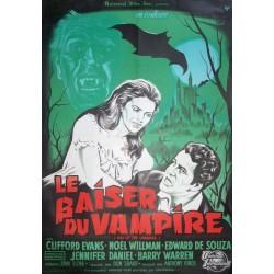 Baiser du vampire (Le).60x80