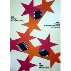Dni filmu radzieckiego journéedu film sovietique.58x82