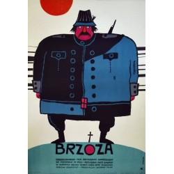 Brzoza bouleau.57x84