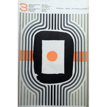 Biennale internationale de l'affiche.67x98