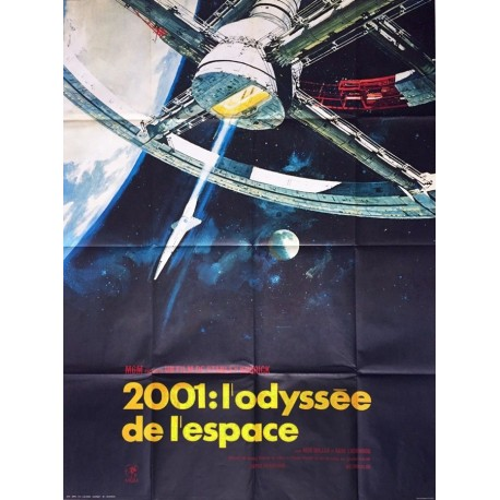 2001 lodyssée de l'espace.120x160