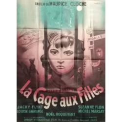 Cage aux filles (La).120x160