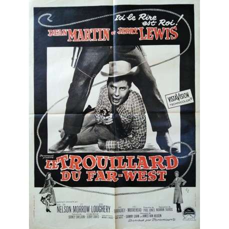 Trouillard du far-west (Le).60x80