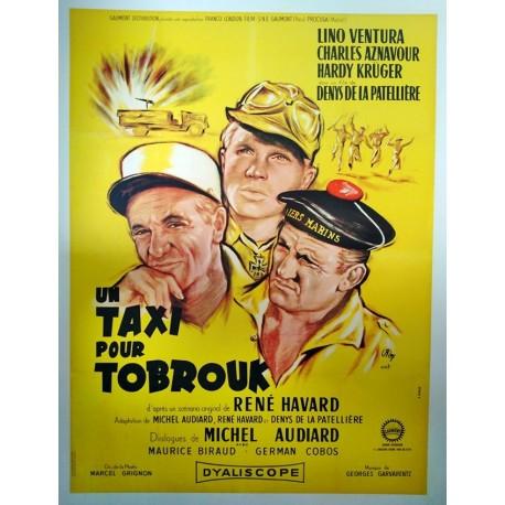Un taxi pourTobrouk.120x160