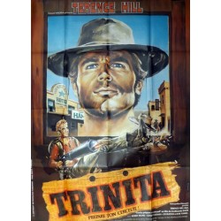 Trinita, prépare ton cercueil  120x160