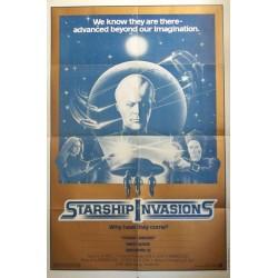 Starship invasion 68x104