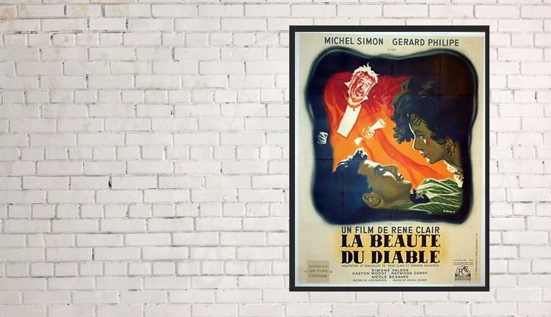 La beauté du diable - René Clair