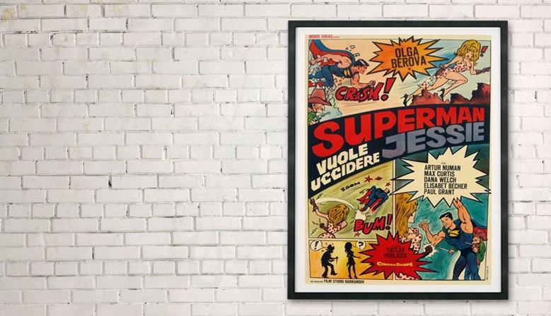 Superman,qui veut tuer Jessie